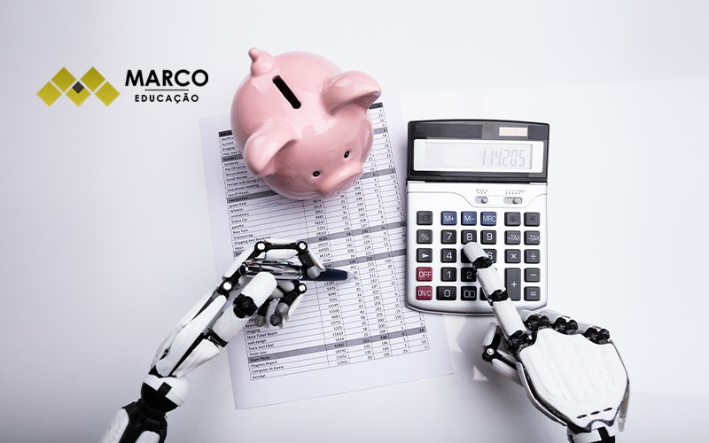 Automacao E Inteligencia Artificial Na Contabilidade - Contabilidade Consultiva   Marco Educação