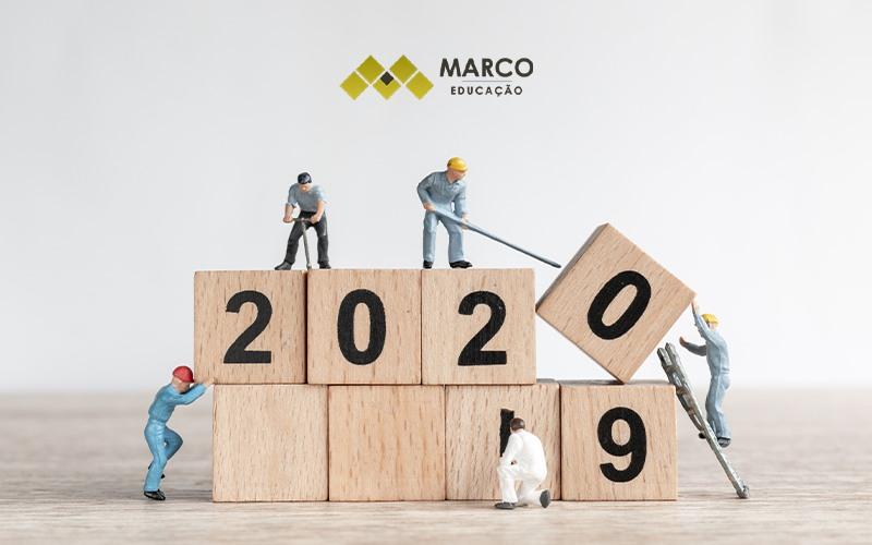 Planejamento Estrategico Para 2020 Como Fazer - Contabilidade Consultiva   Marco Educação